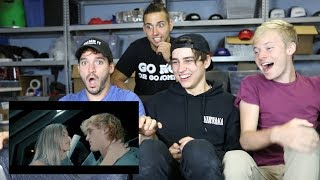 REACTING TO LOGAN PAUL'S THE SECOND VERSE!!! (Full Song)