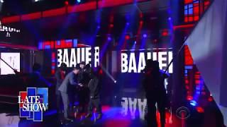 Aa (En Vivo) - Baauer  (Video)