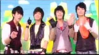 Xin li You Shu mv