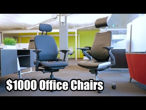 Steelcase Leap V2 Chair vs Steelcase Gesture Chair: Which is best for you?