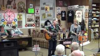 "Casey Kelly & Leslie Ellis: ""Anyone Who Isn't Me Tonight"" -- ""Viva! NashVegas® Radio Show"" 8/24/13"