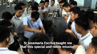 VIDEO: Finding God in Everyday Work