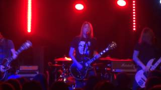 Angel Witch - Intro/Gorgon - Confused, Live in Belfast - 15/03/15