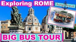 Terminal A Hop-On-Hop-Off Bus, Rome