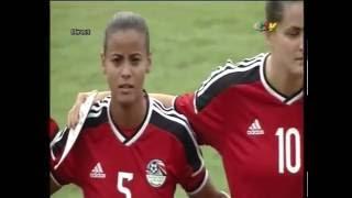 مباراة مصر X الكاميرون - كأس أمم أفريقيا لكرة القدم النسائية