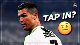 Cristiano Ronaldo - CRAZIEST ''Tap in'' Goals EVER | HD