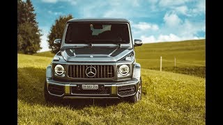 Why I Loved The 2018 Mercedes-AMG G63!