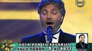 """Andrea Bocelli -- """"O Sole Mio"""" (30/07/2013)"""