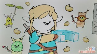 Korok Seed Puzzles in Breath of the Wild