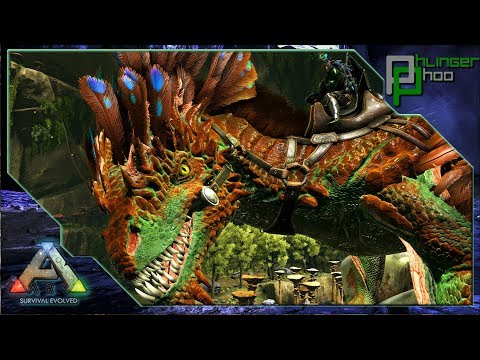 HATCHING ROCK DRAKE EGGS!? l Ark Aberration DLC - MiniiDear