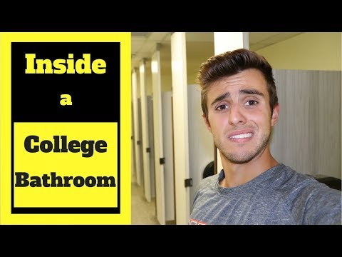 COLLEGE BATHROOM TOUR Mp3