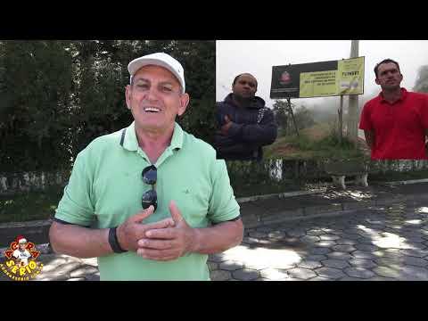 Prefeito Ayres Scorsatto fala sobre a Jo terra e empresa que não recebeu na rua Justinos Mendes de oliveira