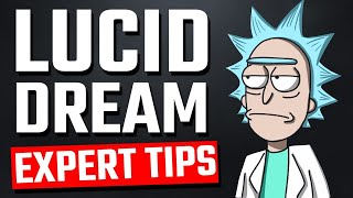 5 Expert Lucid Dreaming Tips (that You Probably Don't Know)