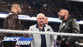 Batista takes a dig at Triple H during Evolution