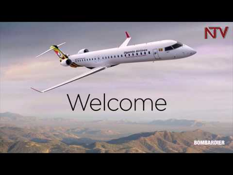 Manufacturers bombardier hand over two airplanes