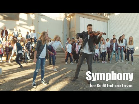 Clean Bandit - Symphony Feat. Zara Larsson Cover By One Voice Children's Choir With Rob Landes Mp3
