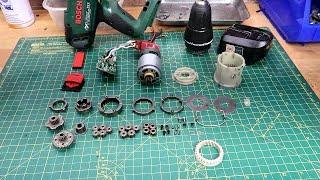 Cordless Drill Restoration/Repair Bosch PSB 18 LI-2