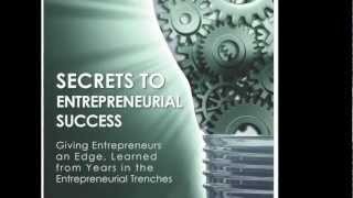 Secrets to Entrepreneurial Success - Lonnie Sciambi