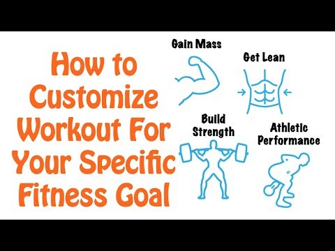 18. How to Create Custom Workout Optimal for Your Fitness Goals