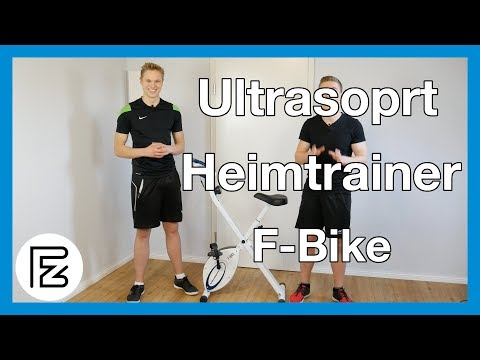 Ultrasport Heimtrainer F Bike im Test | Testsieger der günstigen Heimtrainer