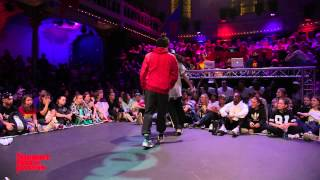 Icee vs Miracle  1ST ROUND BATTLES Hiphop Forever - Summer Dance Forever 2015