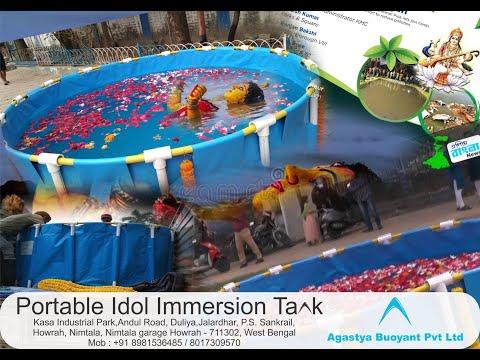 Idol Immersion Tank