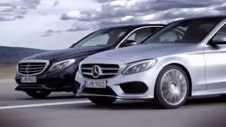2014 Detroit Auto Show Mercedes-Benz Debuts