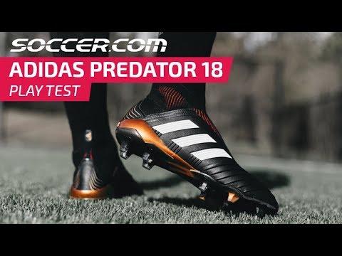 PLAY TEST REVIEW : adidas Predator 18+