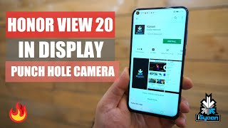 Honor View 20 - Punch hole Camera And Future Of Smartphones