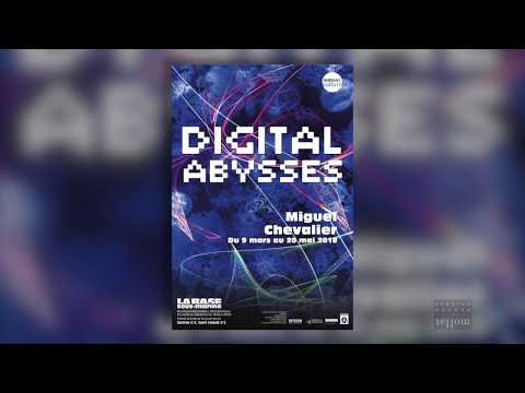 Miguel Chevalier - Digital Abysses