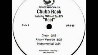 Chubb Rock - Beef INSTRUMENTAL (feat. PMD & Das EFX)