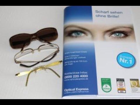 Самые красивые очки зрения