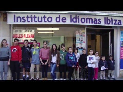 Escuela verano Instituto Idiomas Ibiza 2016