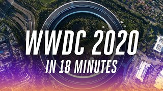 Apple WWDC 2020 keynote in 18 minutes thumbnail