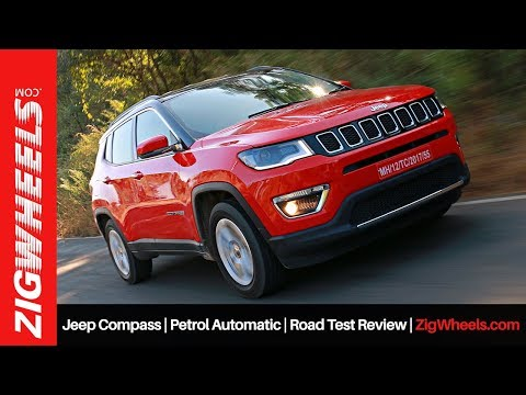 Jeep Compass | Petrol Automatic | Road Test Review | ZigWheels.com