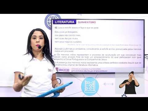 Aula 01 | Literatura brasileira: Quinhentismo - Parte 03 de 03 - Exercícios Resolvidos - Literatura