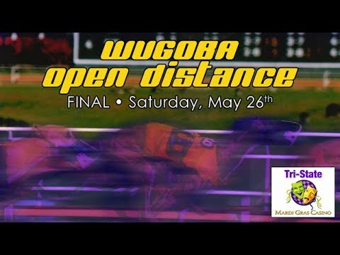 WVGOBA Open Distance at Tri-State 2018
