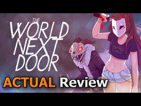 The World Next Door (ACTUAL Game Review) video thumbnail