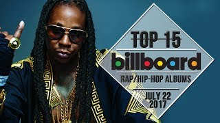 Top 15 • US Rap/Hip-Hop Albums • July 22, 2017 | Billboard-Charts