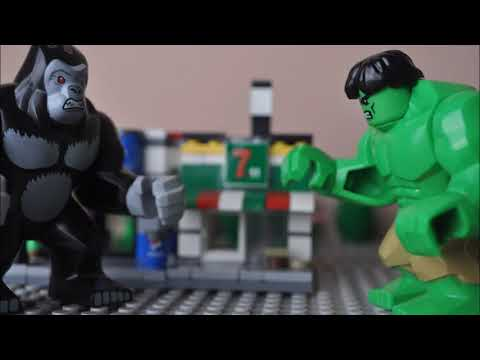 hulk vs kingkong