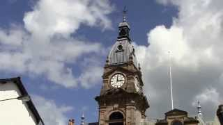 Kendal Town Hall Clock