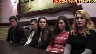 Мама Кичигиных: про пощечины после боев и допинг в ММА