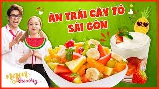 Ngon Khó Cưỡng | Vòng Quanh Sài Gòn Ăn Trái Cây Tô | Tập 20 | Food Review