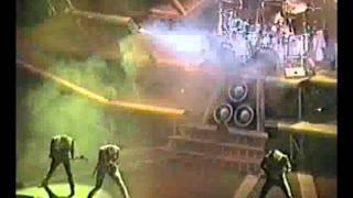 Judas Priest - Metal Meltdown (with Scott Travis solo) Toronto 1990