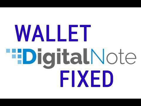 Problème de synchronisation du DigitalNote (XDN) Wallet pour MAC OS