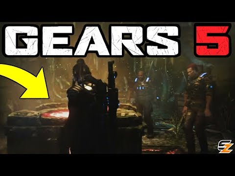 GEARS 5 Campaign DLC - Hivebusters Gears 5 Campaign DLC Teased!