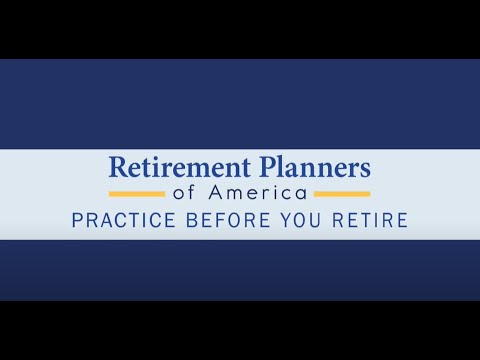 Practice Your Plan for Retirement