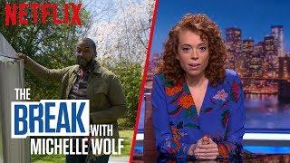 The Break with Michelle Wolf   Yogurt For Men   Netflix