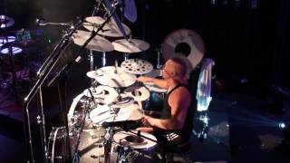 Gergo Borlai & Mike Terrana Drum Duet - Generation 3