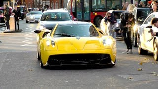 How many have I seen, the $2Million Pagani HUAYRA!